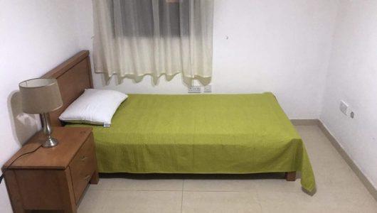 lit en bois