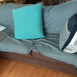 canapé lit 2 pers
